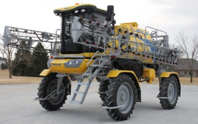 PLA 2250 Self Propelled Sprayer