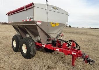 AG600 Ag Systems Fertilizer Spreader