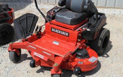 BIGDOG Blackjack Zero Turn Mower 54″ Tilt Deck