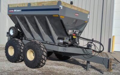 Salford/BBI Liberty16 Fertilizer Spreader