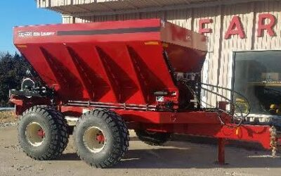 Salford/BBI Liberty 20 Fertilizer Spreader