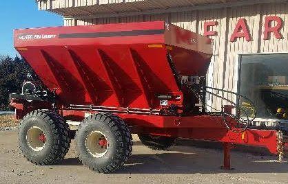 Salford/BBI Liberty 20 Fertilizer Spreader